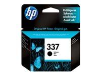 HP No. 337 Black Inkjet Cartridge [C9364EE], HP No. 337 Black I