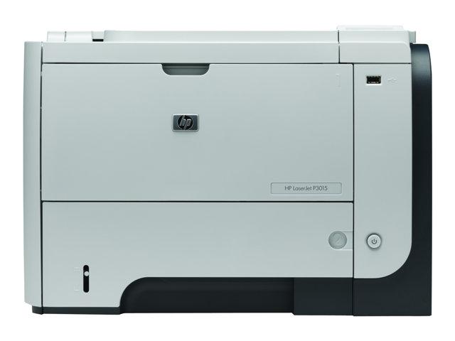 ce525a b19 hp laserjet enterprise p3015 printer monochrome laser currys pc world business. Black Bedroom Furniture Sets. Home Design Ideas