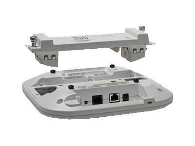 Image of Cisco Aironet Access Point Module for Wireless Security and Spectrum Intelligence - network monitoring device