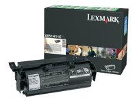 LEXMARK, Toner/25000sh/Prebate f X65x