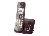 Panasonic KX-TG6821 Trådløs telefon besvarelsessystem med opkalds-ID