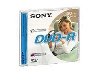 Sony DMR-30A - DVD-R (8cm) x 1 - 1.4 Go - support de stockage