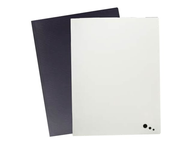 ELBA ART STUDIO - Porte vues - 120 vues - A4 - disponible dans différentes couleurs