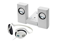 Trust Soundforce Value Pack SP-2920p Speakers For Portable use 2 Watt (Total)