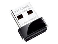 TP-LINK TL-WN725N Nano Wireless USB Adapter