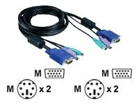 Kit de cables DKVM-CB