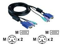 D-Link Kit de cables DKVM-CBDKVM-CB