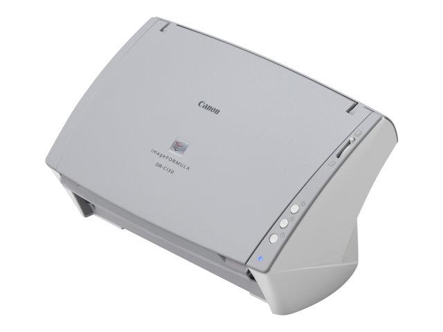 Canon imageFORMULA DR-C130 - Scanner de documents - Recto-verso - Legal - 600 ppp x 600 ppp - jusqu'à 30 ppm (mono) / jusqu'à 30 ppm (couleur) - Chargeur automatique de documents (50 feuilles) - jusqu'à 2000 pages par jour - USB 2.0