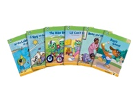 Tag Learn to Read Phonics Book Series Long Vowels, Silent E and Y