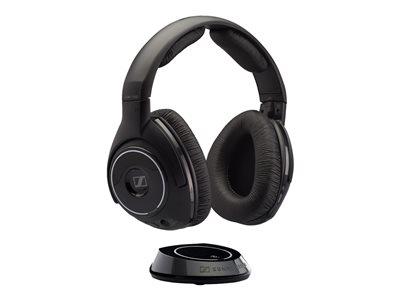 Sennheiser RS 160 - Headphones - full size - Kleer - wireless