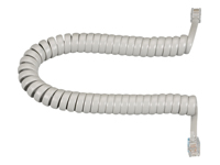 Black Box Modular Coiled Handset Cords