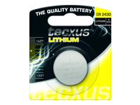 tecxus Batteri CR2430 Li 240 mAh