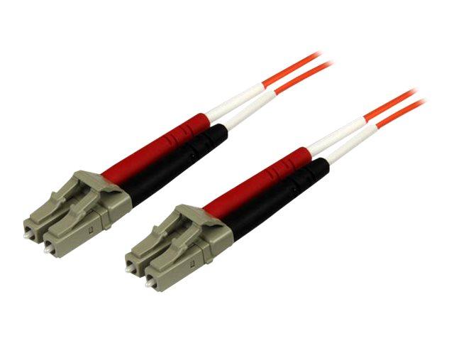 NJB Sales - StarTech com - StarTech com 2m Fiber Optic Cable