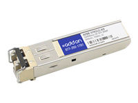 AddOn Avago AFBR-5701LZ Compatible SFP Transceiver