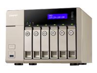 Qnap Serveur NAS TVS-663-4G
