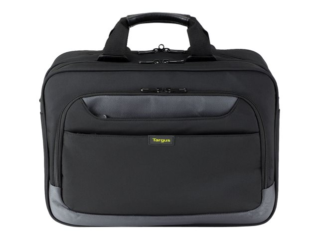 Image of Targus CityGear Topload Laptop Case With Printer Section - notebook carrying case