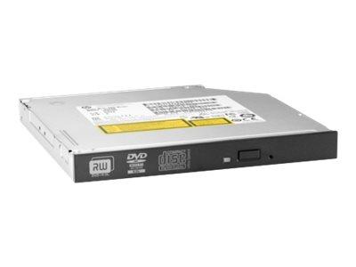HP Slim - Disková jednotka - DVDąRW (ąR DL) / DVD-RAM - 8x/8x/5x - Serial ATA - interní - 5.25