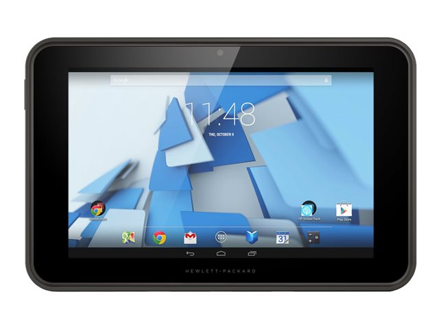Image of HP Pro Slate 10 EE G1 - tablet - Android 4.4.4 (KitKat) - 16 GB - 10.1""