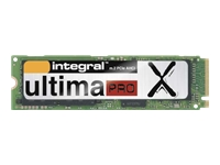 Integral UltimaPro X - Disque SSD - 128 Go - PCI Express 3.0 x4