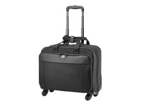 HP Business 4 Wheel Roller Case - Notebook carrying case - 17.3