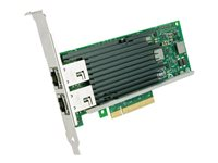 IntelŽ Ethernet Converged Network Adapter X540-T2 retail unit