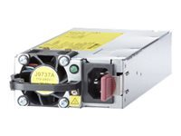 HPE X332 - Power supply - AC 110-240 V - 1050 Watt - for HPE Aruba 2920-48G-PoE+ 740 W (1050 Watt)