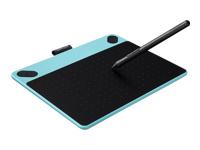 Wacom Intuos Pen Small - numériseur - USB - Bleu menthe