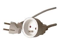 Dexlan rallonge de câble d'alimentation - 5 m