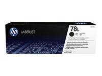 HP 78A Economy Black Toner (CE278L), HP 78A Economy Black Toner