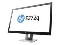 "HP EliteDisplay E272q - écran LED - 27"""