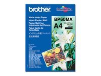 Brother BP 60MA Matte Inkjet Paper Mat A4 (210 x 297 mm) 145 g/m²