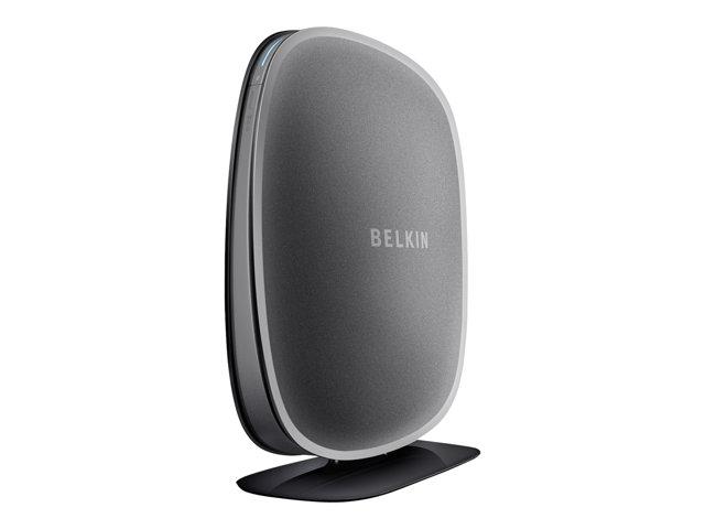 Image of Belkin F9K1105 - wireless router - 802.11a/b/g/n - desktop