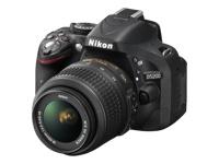 Nikon D5200 - appareil photo numérique objectif AF-S DX 18-105 mm VR