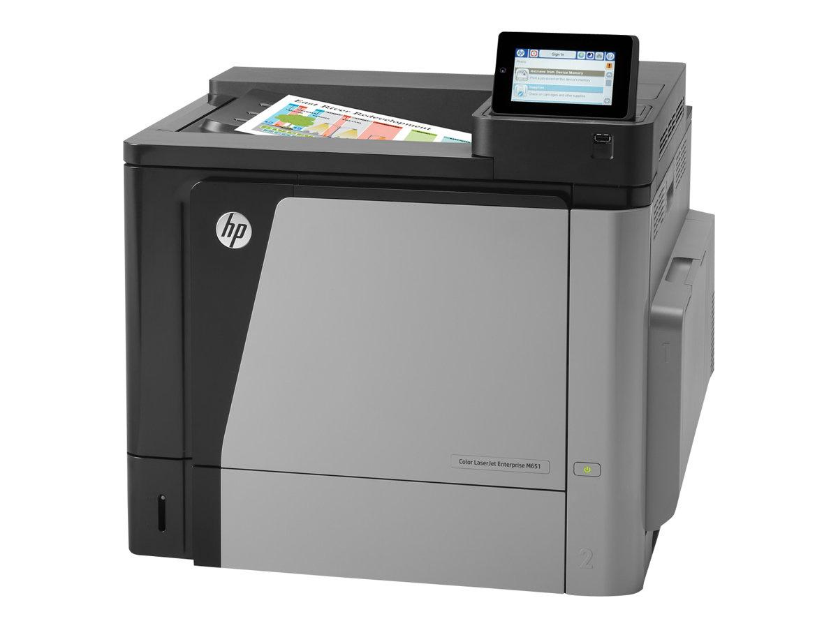 HP Color LaserJet Enterprise M651dn - imprimante - couleur - laser