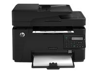 HP LaserJet Pro MFP M127fn - imprimante multifonctions ( Noir et blanc )