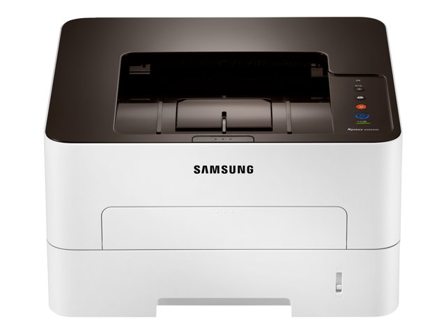 Image of Samsung Xpress M2825ND - printer - monochrome - laser
