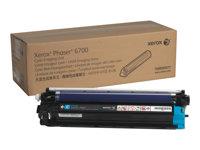 Xerox, Fotoválec - 1 x azurová - 50 000 stran - pro Phaser 6700N