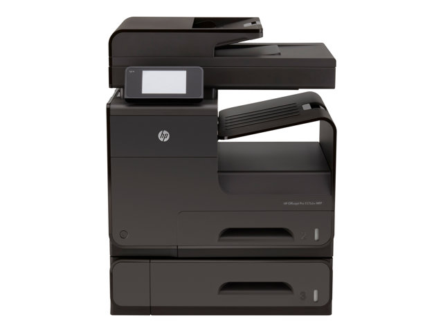 Image of HP Officejet Pro X576dw MFP - multifunction printer ( colour )