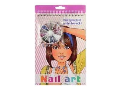 Oberthur Nail Art - album de dessin