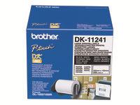 Brother DK-11241 - étiquettes d'expédition - 200 étiquette(s)