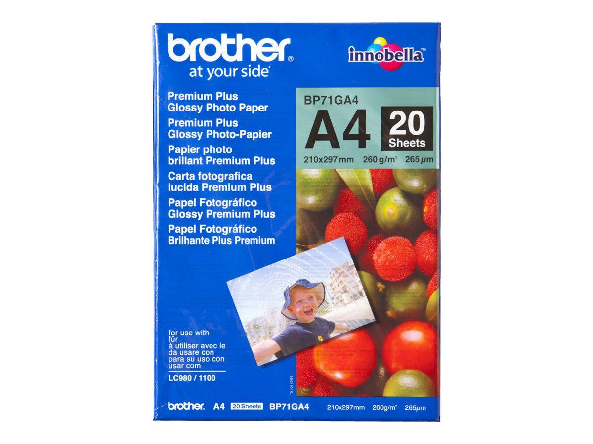 BROTHER INNOBELLA PREMIUMPLUS BP71GA4 BRILLANTE A
