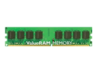 Kingston ValueRAM DDR2 2 GB DIMM 240-pin 800 MHz / PC2-6400 CL6 1.8 V