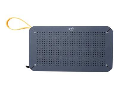 IRC IKR1520DABBT - bærbar DAB-radio IKR1520DABBTBLK