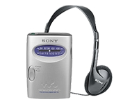 Sony Sports Radio Walkman SRF-59SILVER