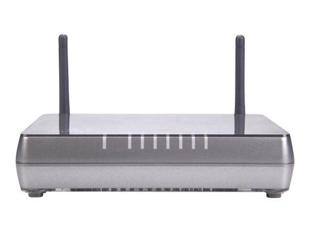 Image of HPE V110 ADSL-B Wireless-N - wireless router - DSL modem - 802.11b/g/n - desktop