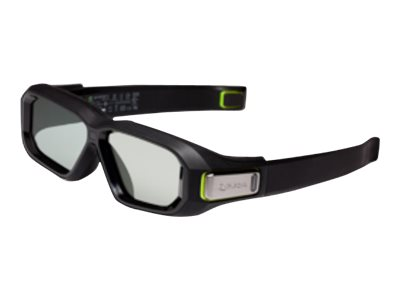 Image of NVIDIA 3D Vision 2 Wireless Glasses - 3D glasses