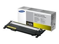 Samsung Cartouche toner CLT-Y406S/ELS