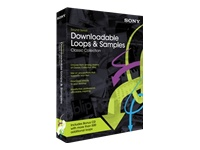 Sony Sound Series: Loops & Samples Downloadable Classic Collection