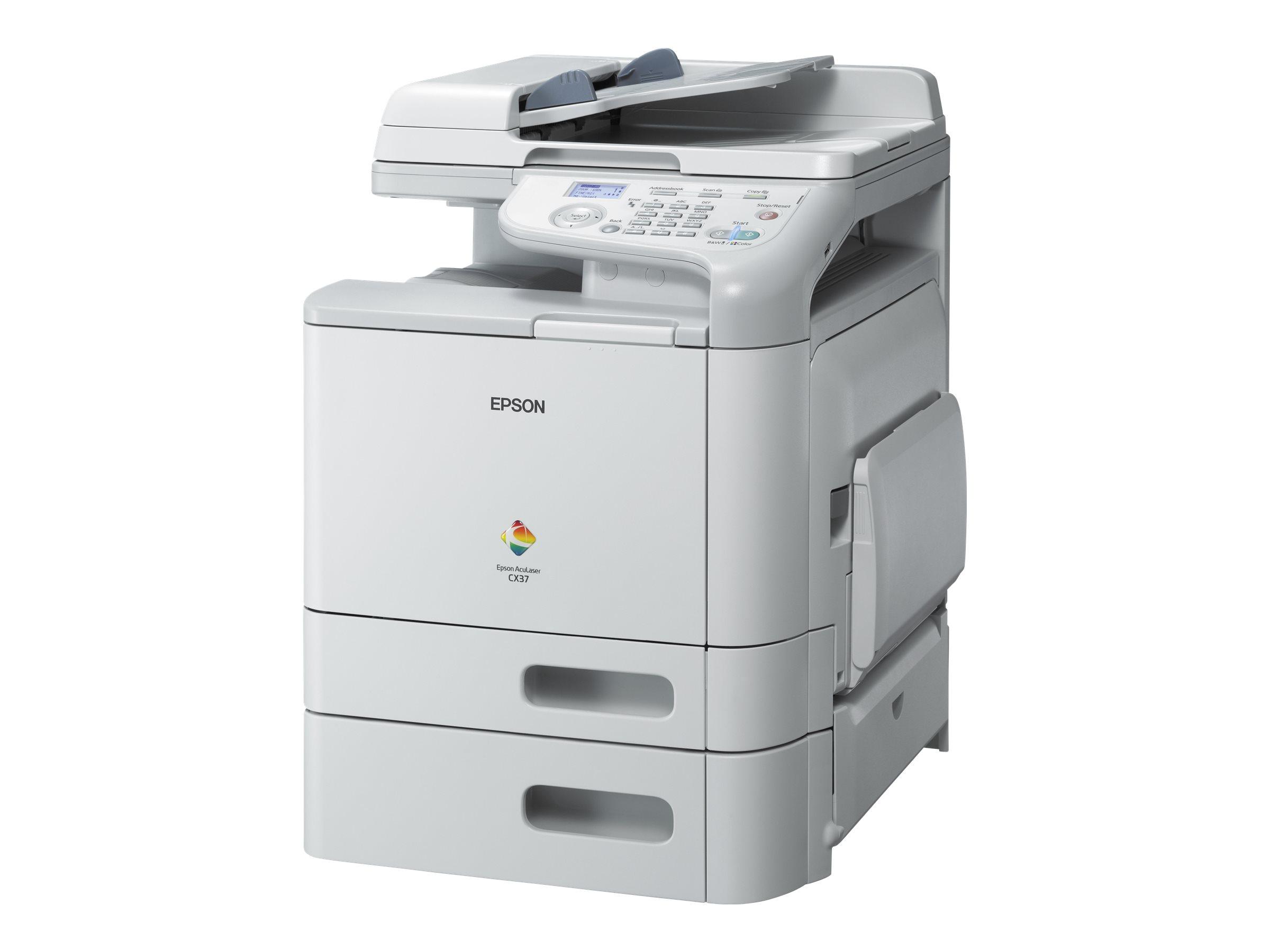 Epson AcuLaser CX37DTN - imprimante multifonctions (couleur)
