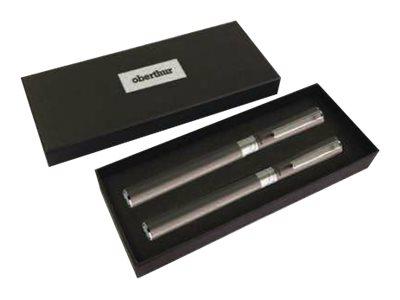 Oberthur URBAN ÉCLIPSE - jeu de stylo à bille et de stylo plume